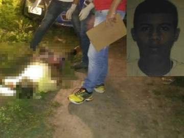 Adolescente é morto com tiro no coração em Teixeira de Freitas