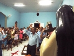 Igreja Católica em União Baiana realiza Festa da Padroeira