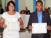 Prefeitos e vereadores eleitos de Eunápolis, Itapebi e Itagimirim são diplomados em Eunápolis