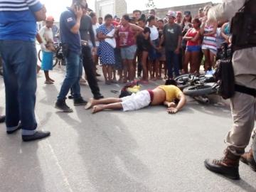 Homem é assassinado a caminho do trabalho em Eunápolis