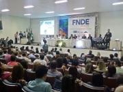 Itagimirim participa do FNDE em Ação realizado em Vitória da Conquista