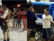Criminosos são presos em Eunápolis após roubar caminhonete em Itabela