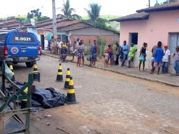 Jovem é morto com vários tiros enquanto trabalhava em Guaratinga