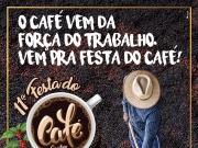 11ª Festa do Café Conilon será realizado em Itabela