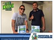 Departamento de Esportes divulga a 1ª Taça Cidade De Futsal em Itagimirim