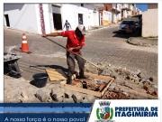 Prefeitura De Itagimirim Recupera Ruas e implanta novo conceito de gestão
