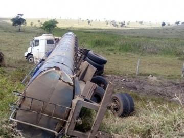 Homem fica ferido em mais um acidente no extremo sul da Bahia