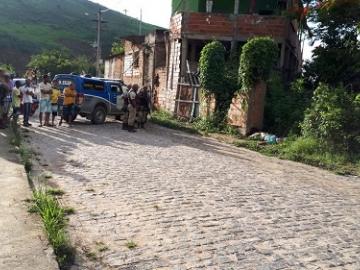 Dois homens são brutalmente assassinados em Ipiaú