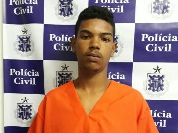 Suspeito de assassinar deficiente visual é preso em Eunápolis