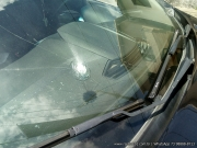 Bandidos arremessam pedra em veículo de estudantes de Itagimirim que retornavam de faculdade