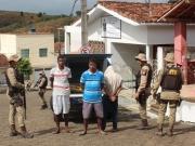 PETO realiza a prisão de dois traficantes e um menor é apreendido