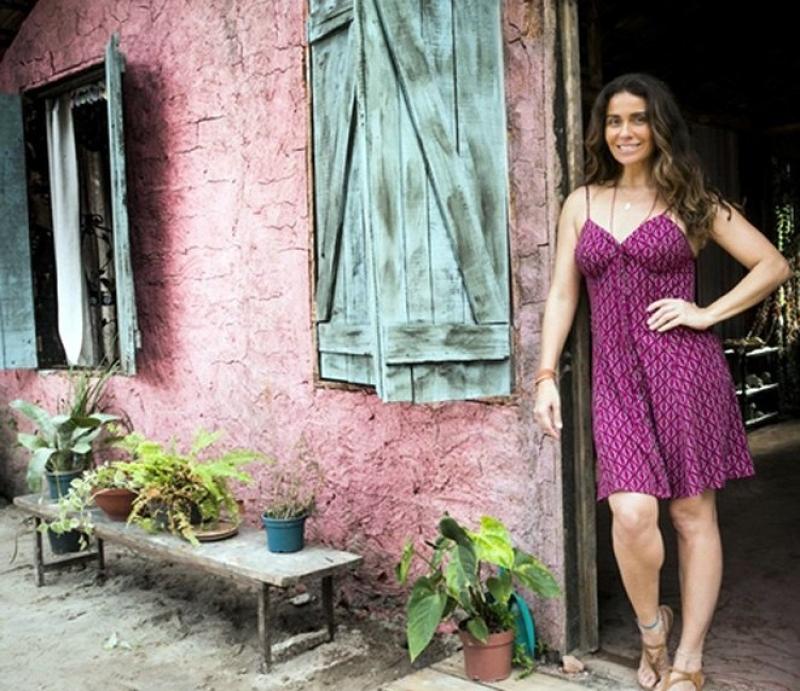 Giovanna Antonelli será uma das protagonistas da trama. (Imagem: Tv Globo)