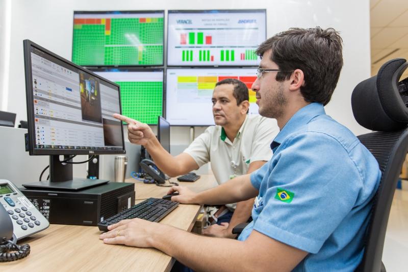 De olho em um futuro promissor pela demanda mundial de celulose, a Veracel está buscando na tecnologia e na gestão de processos a manutenção da sua alta performance. (Divulgação)