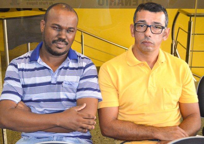 Membros da APLB de Porto Seguro. (Foto: ASCOM)