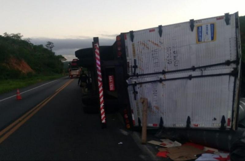 Motorista morreu na hora. (Blog Marcos Frahm)