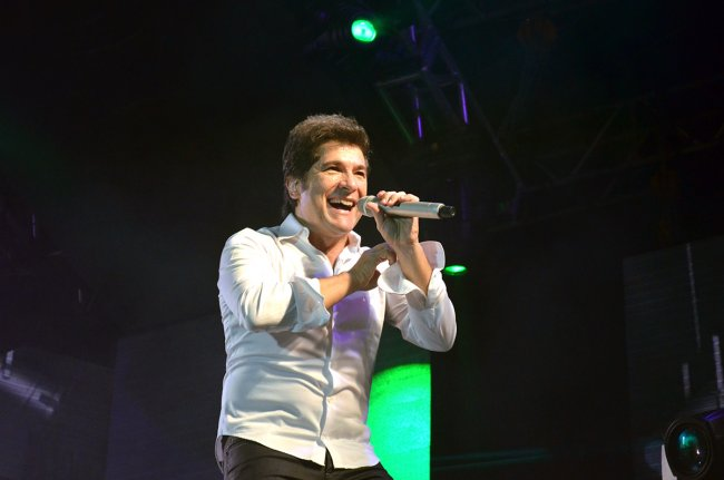 O cantor sertanejo Daniel foi a sensação da noite do encerramento. (Foto: ASCOM / Porto Seguro)