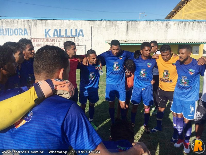 Seleção de Itagimirim se despede do campeonato depois de ter feito uma ótima campanha (Miltinho/Rastro101)