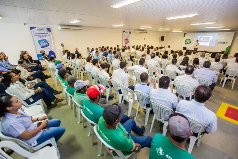 Com palestras sobre segurança, saúde física e emocional, a SIPAT tem como objetivo refletir sobre diferentes questões que interferem na segurança no ambiente de trabalho. (Divulgação)