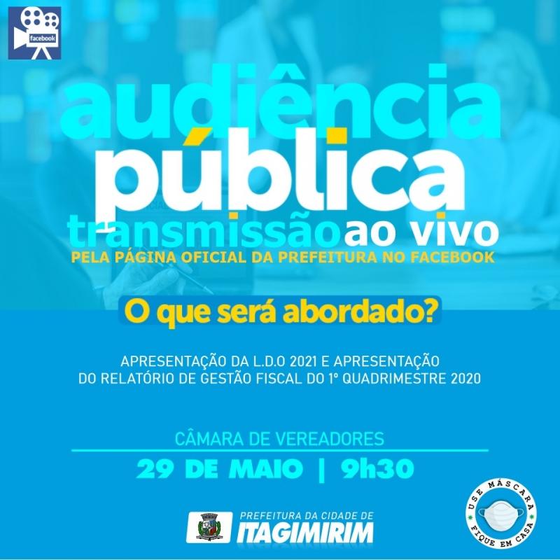 Prefeitura de Itagimirim/Divulgação