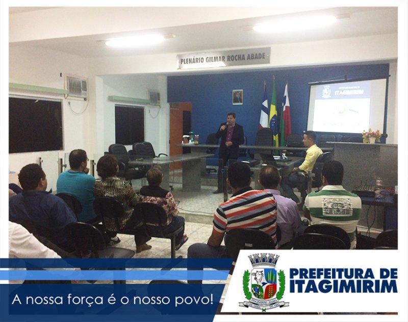Prestação de contas da Prefeitura de Itagimirim (ASCOM)