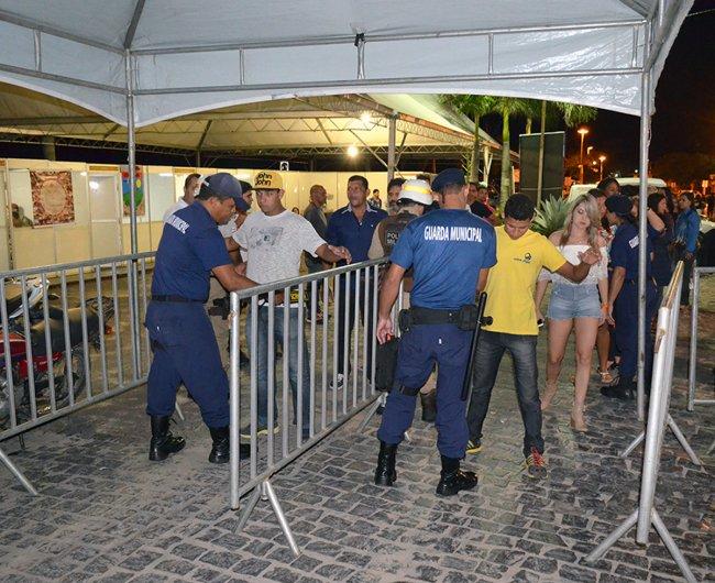 A Secretaria da Saúde de Porto Seguro garantiu efetivo plantonista com stand no evento. (Foto: João Cordeiro)