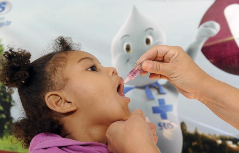 A população alvo a ser vacinada, tanto para polio como para sarampo, na Bahia, é de 849.361 para cada vacina. (Imagem: Reprodução)