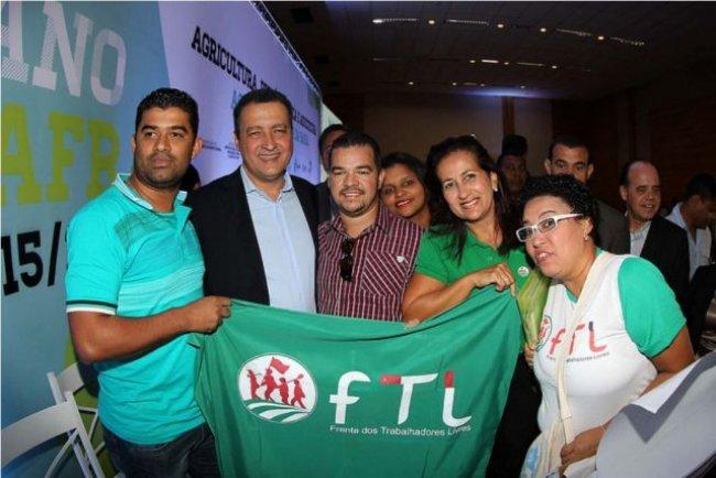 Encontro com Governador da Bahia, Rui Costa (Divulgação)