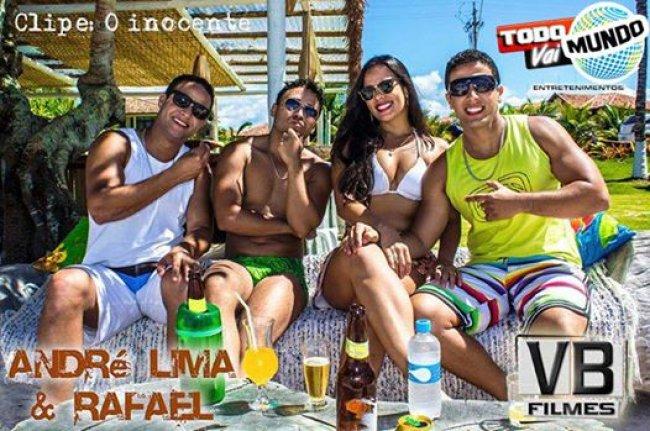Dupla André Lima e Rafael lançam o clipe O Inocente (Foto: VB Filmes)