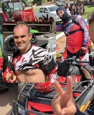 Diogo Lima morreu em um acidente de quadriciclo. (Foto: Divulgação/Facebook)