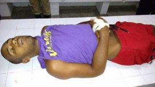 Bruno Santos de Oliveira, 19 anos, morreu à caminho do Hospital Arlete Maron de Magalhães (Foto: Blog Tribuna Ibicaraí e Região)