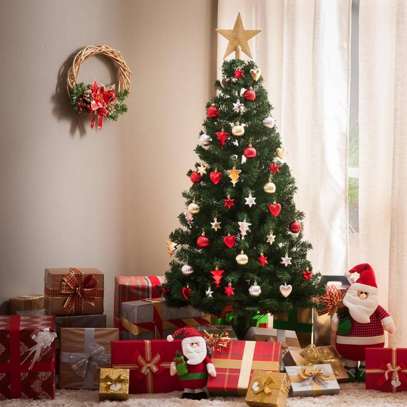 Símbolos do Natal. (Reprodução)