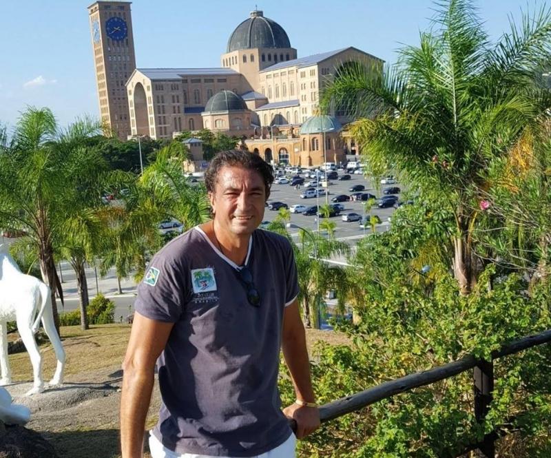 Marco Servadio morava há muitos anos no Brasil. (Reprodução: Facebook)
