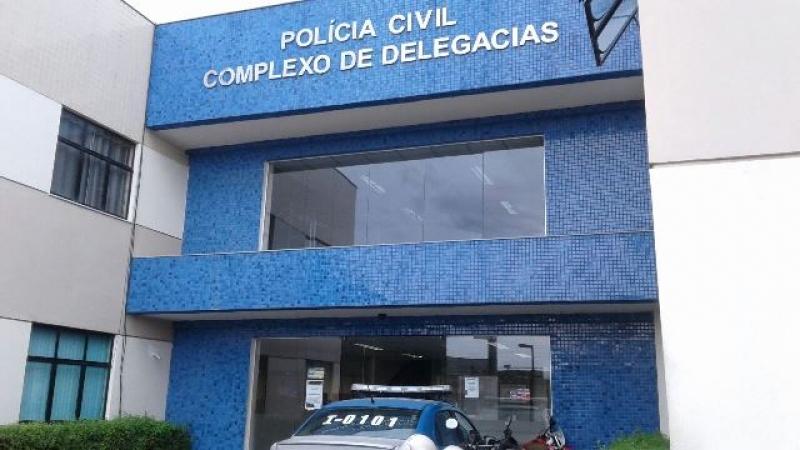 Suspeitos foram conduzidos para o Complexo de Delegacias em Feira de Santana. (Imagem: Internet)