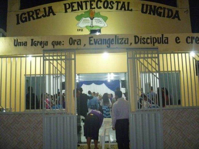 Igreja Pentecostal Ungida de Itagimirim