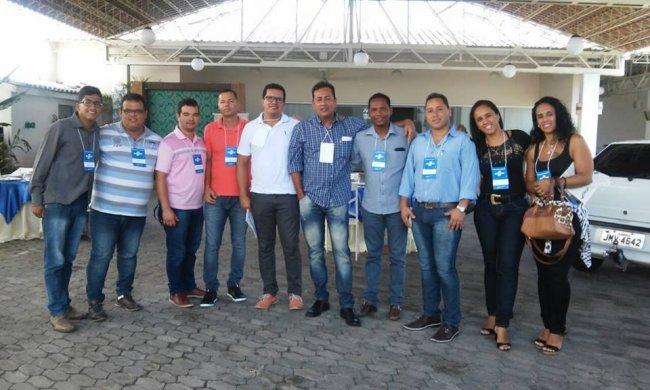 Vereadores eleitos em Itagimirim participaram do Seminário em Eunápolis. (Divulgação)