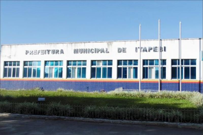 Prefeitura de Itapebi (Imagem: Reprodução)