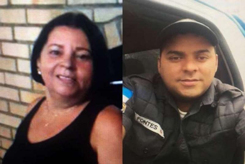 Mãe e filho morreram após mais um caso de violência no Rio de Janeiro. (Reprodução: O Dia)