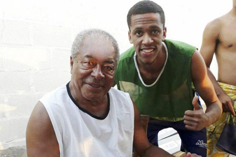 Kauan ao lado do furacão da Copa de 70, Jair Ventura Filho, o Jairzinho (Divulgação)