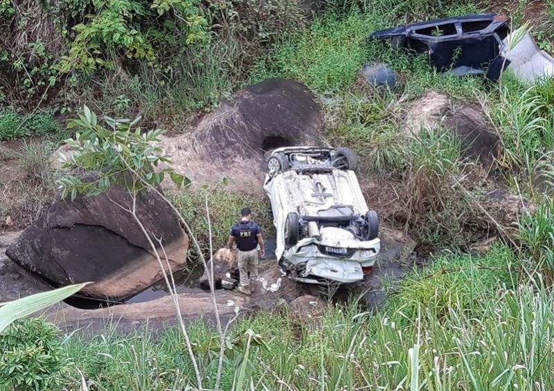 Vários acidentes na BR-101 em Itapebi. (Radar64)