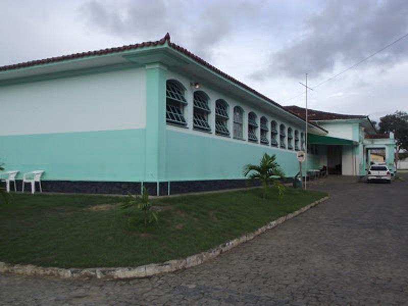 Hospital de Amargosa, cidade onde ocorreu o caso. (Reprodução)