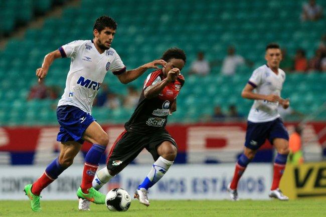 (Felipe Oliveira/Divulgação/EC Bahia)
