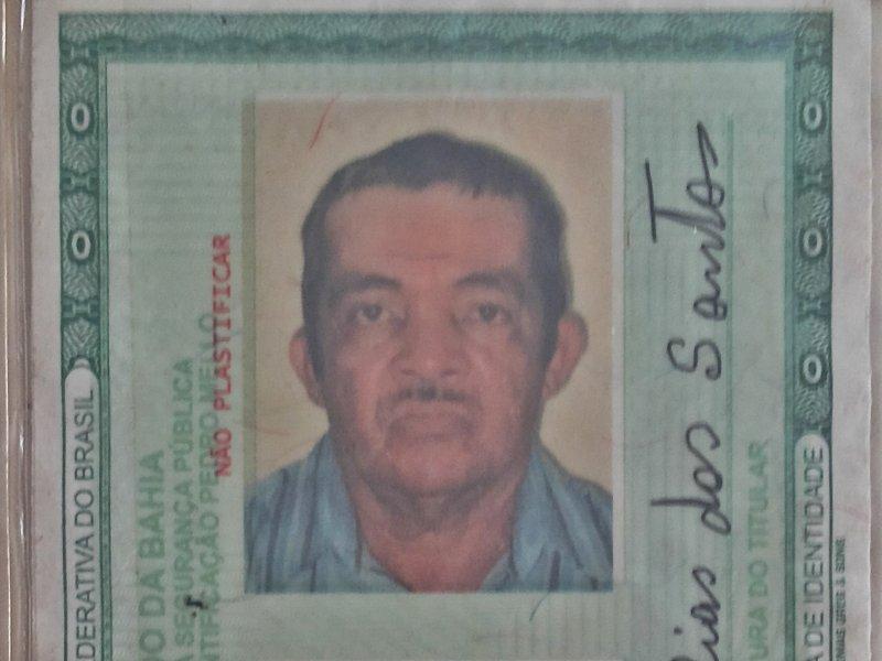 Homem está desaparecido há 6 dias. (Divulgação)
