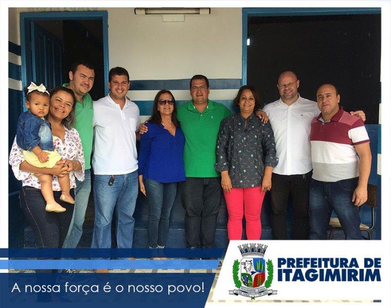 Equipe da Saúde realiza mutirão em União Baiana (Divulgação)
