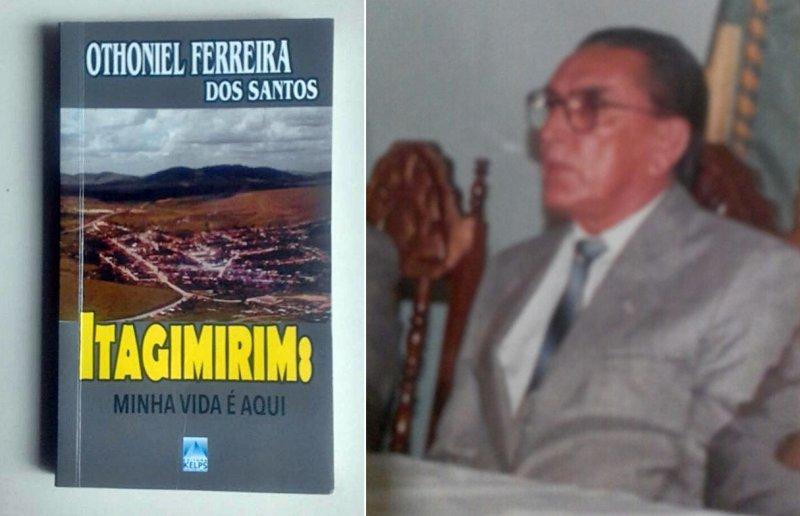 Othoniel foi prefeito por três mandatos em Itagimirim. (Arquivo/família)
