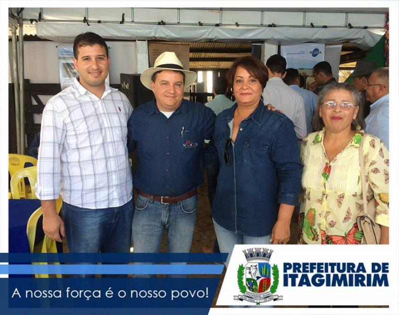 Dr. Paulo Rêgo agradeceu a Prefeitura de Itagimirim pelo apoio. (Ascom)