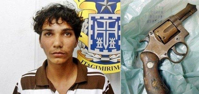 João Marcos foi preso por porte ilegal de arma; Ele e outra mulher estavam no momento da morte de Daniel