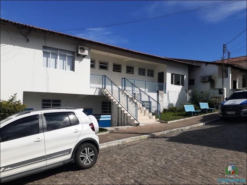 Setores da administração pública municipal retomam as atividades. (ASCOM-Prefeitura de Itagimirim)