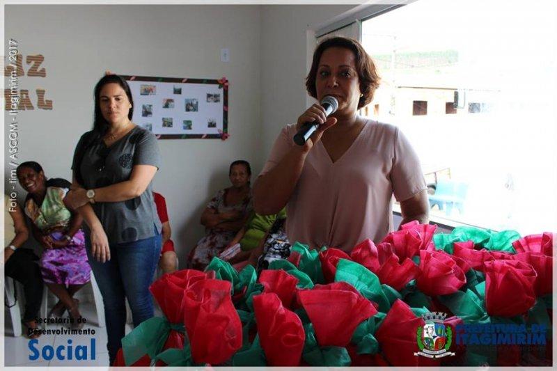 O evento contou com presença da prefeita Devanir Brillantino (Ascom)