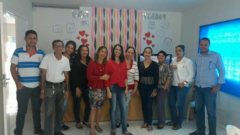 Reuniões entre Visitadores, famílias inscritas no Programa Criança Feliz e Comitê Gestor do programa consolidou o programa no município (ASCOM)