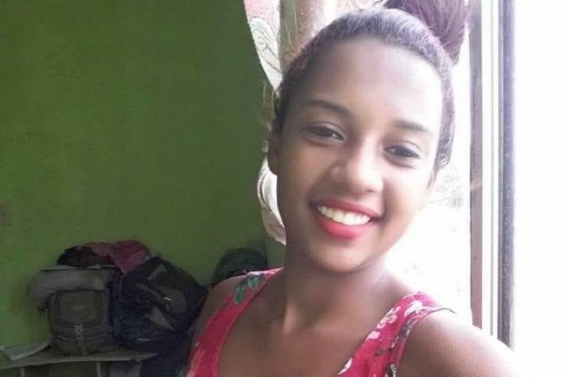 A vítima, Jeane Amaral Gouveia foi encontrada já em avançado estado de decomposição. (Reprodução: Facebook)